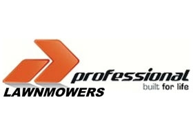 Professional Lawnmowers Logo Image