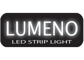 Lumeno LED Strip Light Logo Image
