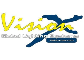 Vision X Global Lighting Systems Logo Image